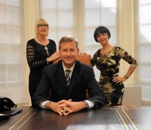 Le cabinet d'avocat pochart à Tournai